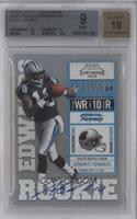 Armanti Edwards Black Jersey [BGS 9]