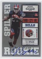 C.J. Spiller (Blue Jersey) /372