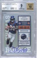Demaryius Thomas (Facing Forward) [BGS 9]