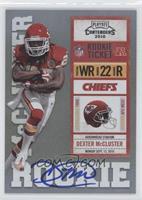 Dexter McCluster Red Jersey