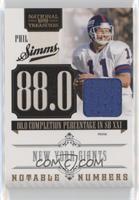 Phil Simms /50