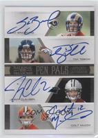 Colt McCoy, Jimmy Clausen, Sam Bradford, Tim Tebow