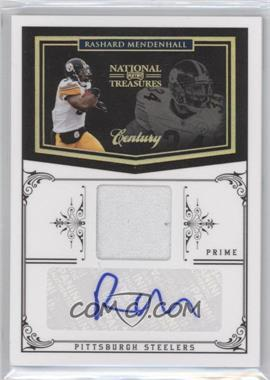 2010 Playoff National Treasures Century Signature Materials Prime [Autographed] [Memorabilia] #120 - Rashard Mendenhall /20