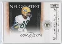 James Lofton /99