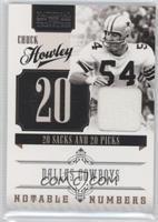 Chuck Howley /99