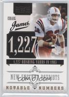 Craig James /99
