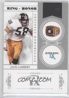Jack Lambert /99