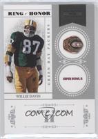 Willie Davis /99