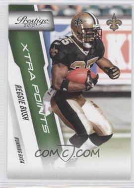 2010 Playoff Prestige - [Base] - Xtra Points Green #125 - Reggie Bush /25