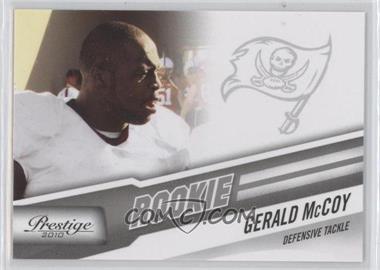 2010 Playoff Prestige - [Base] #244.1 - Gerald McCoy (Uniform)