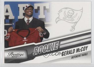 2010 Playoff Prestige - [Base] #244.2 - Gerald McCoy (Draft Day)