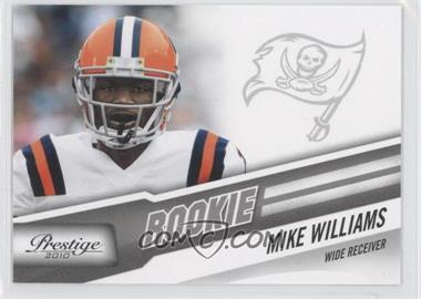 2010 Playoff Prestige - [Base] #272 - Mike Williams