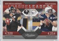 Ben Roethlisberger, Philip Rivers /50