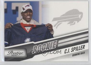 2010 Playoff Prestige #215 - C.J. Spiller