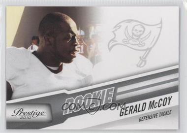 2010 Playoff Prestige #244 - Gerald McCoy