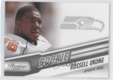 2010 Playoff Prestige #285 - Russell Okung