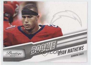 2010 Playoff Prestige #286 - Ryan Mathews