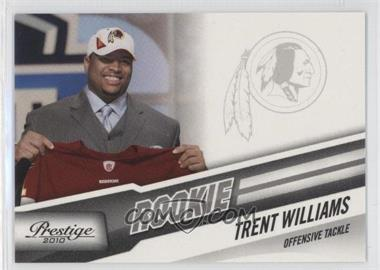 2010 Playoff Prestige #299 - Trent Williams