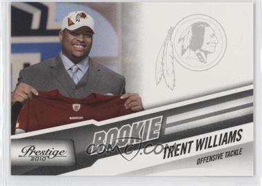 2010 Playoff Prestige #299.2 - Trent Williams (Draft Day)