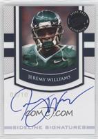 Jeremy williams /10