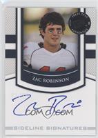 Zac Robinson /10