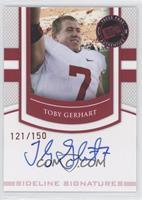 Toby Gerhart /150