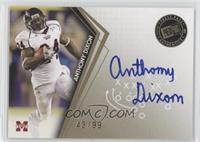 Anthony Dixon /99