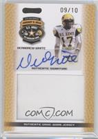 DeAndrew White /10