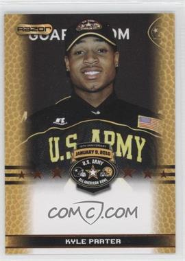 2010 Razor U.S. Army All-American Bowl - Promos #KYPR - Kyle Prater