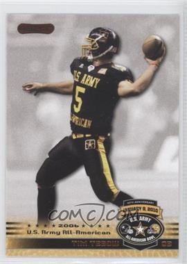 2010 Razor U.S. Army All-American Bowl - Promos #TB1 - Tim Tebow