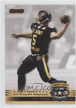 2010 Razor U.S. Army All-American Bowl [???] #1 - Tim Tebow