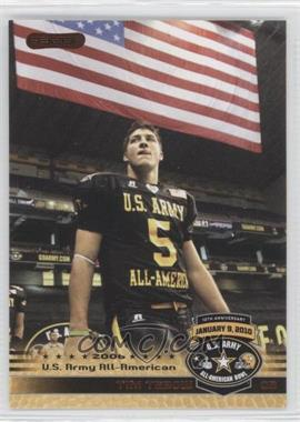 2010 Razor U.S. Army All-American Bowl [???] #2 - Tim Tebow