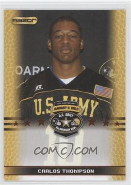 2010 Razor U.S. Army All-American Bowl [???] #N/A - Cam Thomas