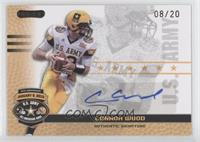 Connor Wood /20