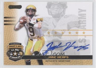 2010 Razor U.S. Army All-American Bowl Autographs #BA-JH1 - Jake Heaps