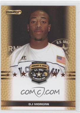 2010 Razor U.S. Army All-American Bowl Promos #DJMO - D.J. Moore