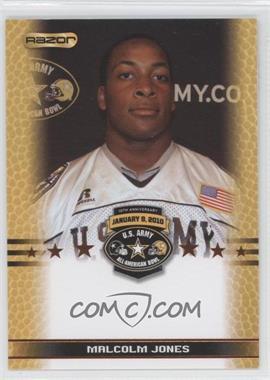 2010 Razor U.S. Army All-American Bowl Promos #MAJO - Malcolm Jones