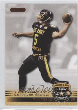 2010 Razor U.S. Army All-American Bowl Promos #TB1 - Tim Tebow