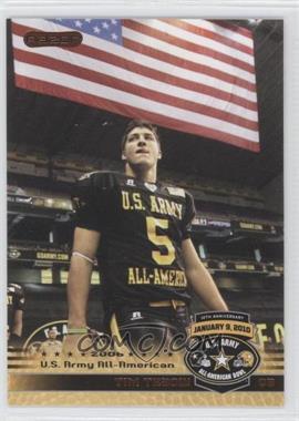 2010 Razor U.S. Army All-American Bowl Promos #TB2 - Tim Tebow