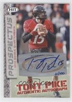 Tony Pike /100