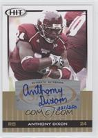 Anthony Dixon /250
