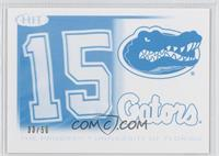 Florida Gators Team /50