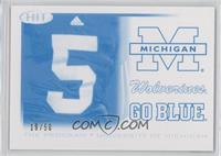 Michigan Wolverines Team /50