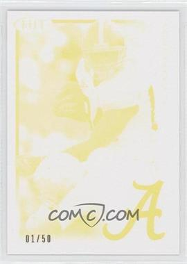2010 SAGE Hit Yellow Make Ready #MR 34 - Colin Peek /50