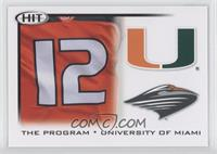 Miami Hurricanes Team