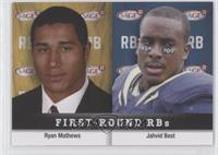 Ryan Mathews, Jahvid Best