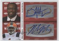 Gerald McCoy, Mike Williams (2010)