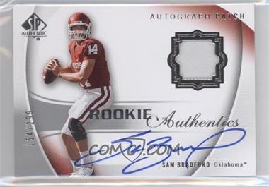 2010 SP Authentic #107 - Sam Bradford /299