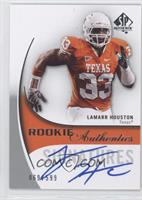 Lamarr Houston /599