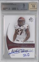Antonio Brown /599 [BGS 9]